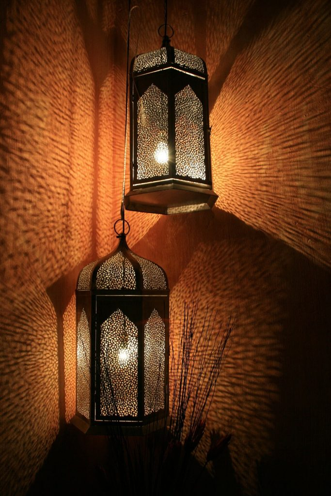 ghalia lampen